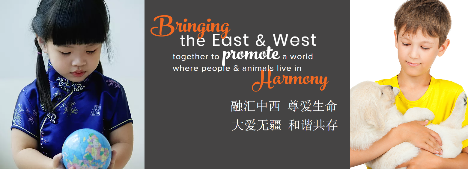 Bringing Harmony together to promote a world where people and animals live in harmony